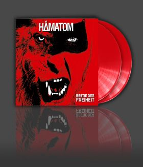 'BESTIE DER FREIHEIT' - RED COLOURED VINYL