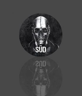 'SÜD' - BUTTON
